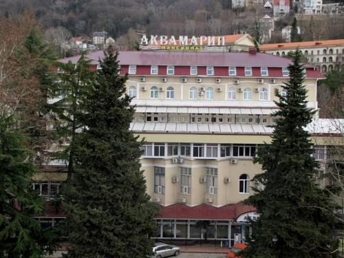 Курортный отель Аквамарин