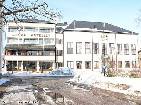 Stora Hotellet Nybro - dream vacation
