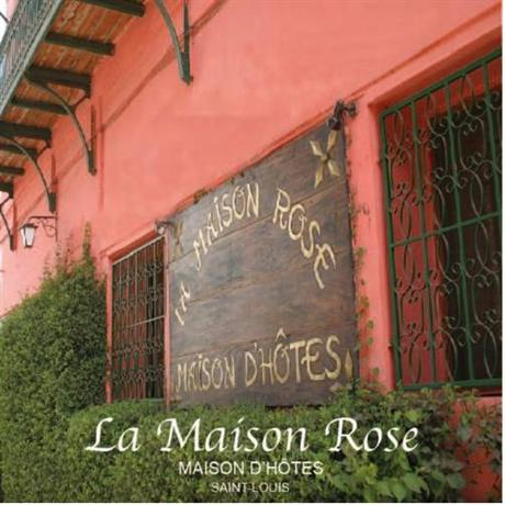 La Maison Rose Saint-Louis - Saint Louis (Sénégal) -