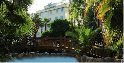 Ziyapasa Park Hotel - dream vacation