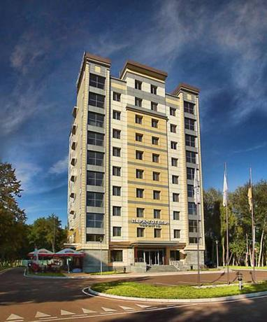 Park Hotel Chernigiv - dream vacation