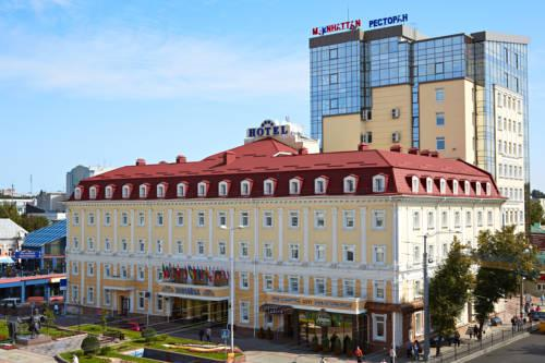 Hotel Ukraine Rivne - dream vacation