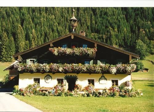 Krahlehenhof Farmhouse Filzmoos - dream vacation