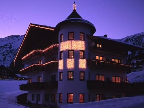 Villa Strolz Apartments Berwang - dream vacation
