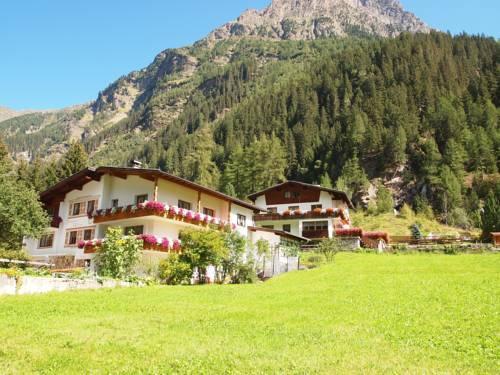 Ferienhaus Waldner Kaunertal - dream vacation