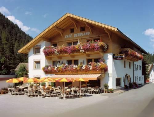 Cafe Restaurant Pension Bergland - dream vacation