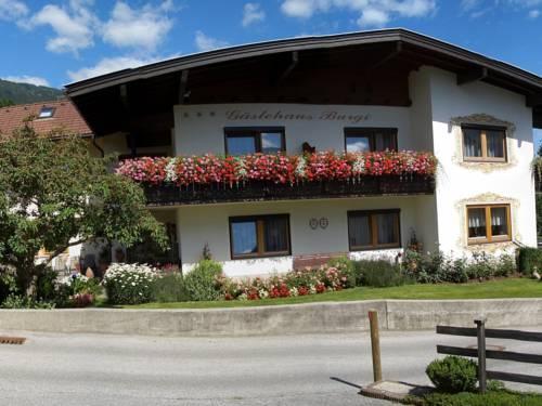 Gastehaus Burgi - dream vacation