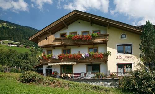 Apart Pension Alpensonne - dream vacation