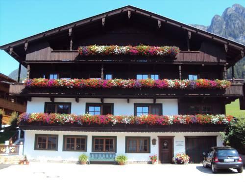 Furstenhof Pension Alpbach - dream vacation