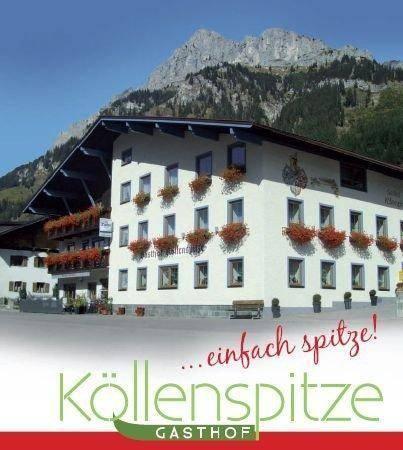 Gasthof Koellenspitze - dream vacation