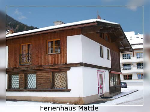 Ferienhaus Mattle - dream vacation