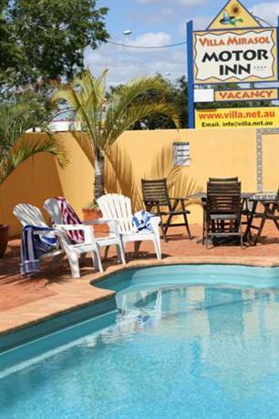 Villa Mirasol Motor Inn Bundaberg - dream vacation