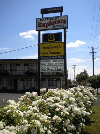 Bathurst Explorer Motel