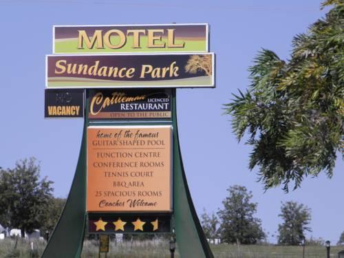Sundance Park Motel - dream vacation