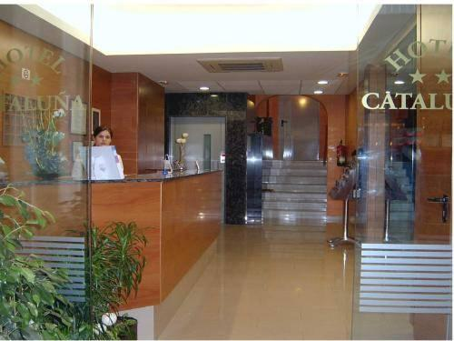 About Hotel Catalunya
