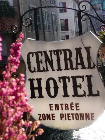 Hôtel Central Annecy - Annecy -