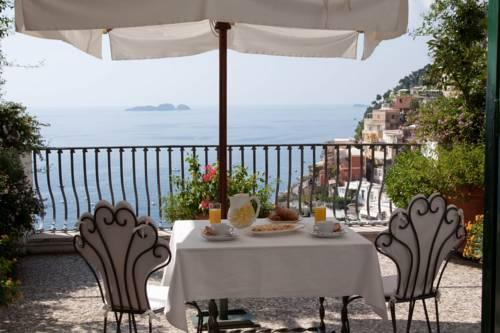 Villa Rosa Hotel Positano - dream vacation