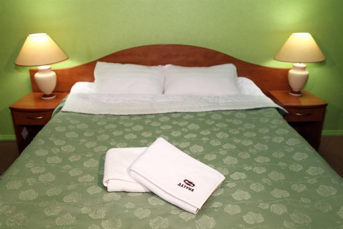 Гостиница Даурия