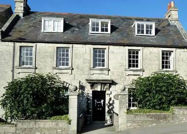 Queen Anne House Isle of Portland - dream vacation