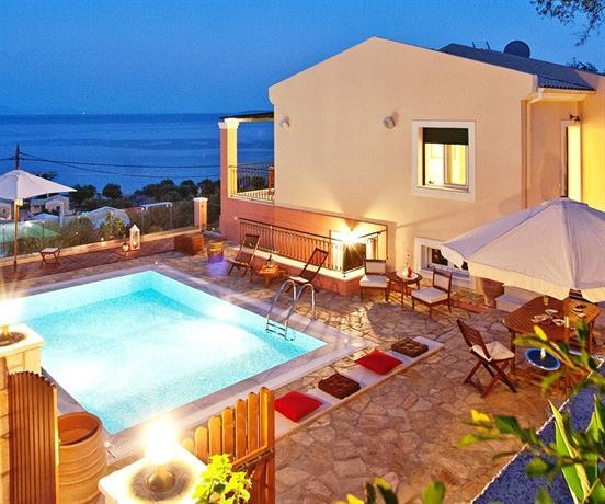 Villa Artemis Barbati - dream vacation
