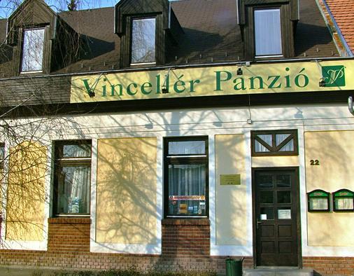 Vinceller Panzio es Etterem - dream vacation