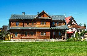 Dom Rodziny Sojkow - dream vacation