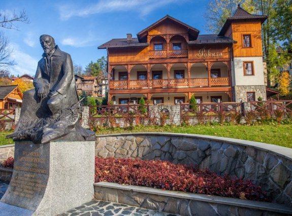 Willa Pokusa - dream vacation