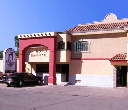 Hotel San Marcos Los Mochis - dream vacation
