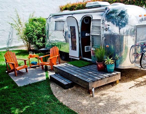 Santa Barbara Auto Camp - dream vacation