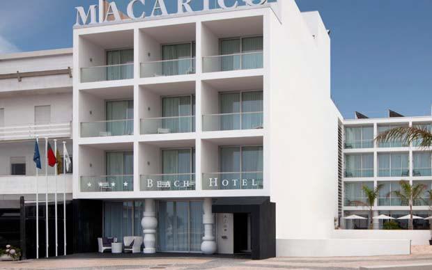 Macarico Beach Hotel - dream vacation
