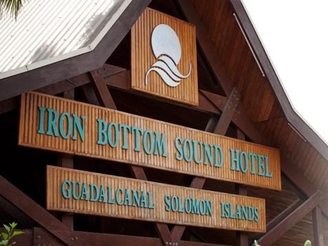 Iron Bottom Sound Hotel