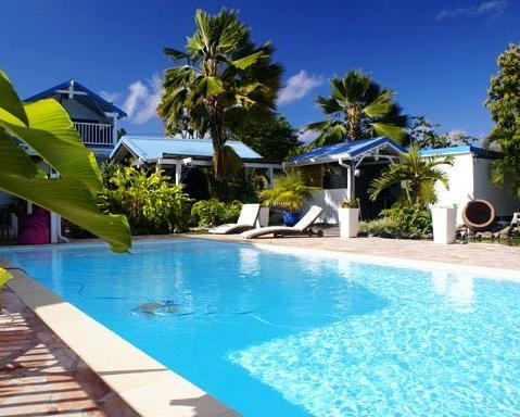 La Maison Calebasse - Saint-François (Guadeloupe) -