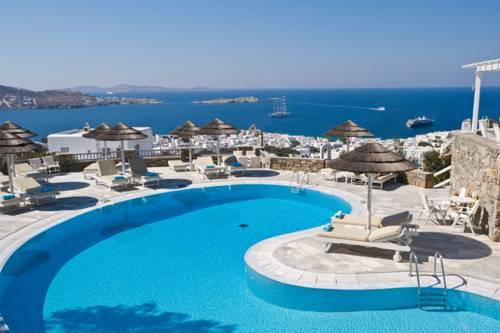 Hermes Mykonos Hotel - dream vacation
