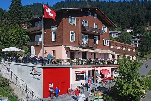 Hotel Restaurant Alpina Rigi Kaltbad - dream vacation
