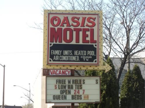Oasis Motel Niagara Falls - dream vacation