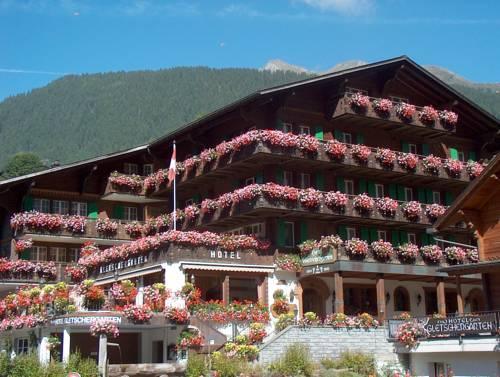 Gletschergarten Hotel Grindelwald - dream vacation