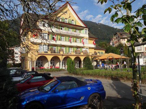 Hotel Schweizerhof Weggis - dream vacation
