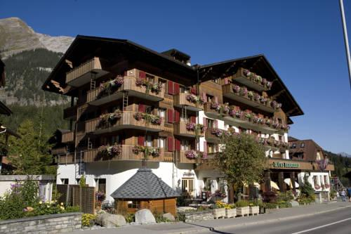 BERNERHOF Kandersteg - dream vacation