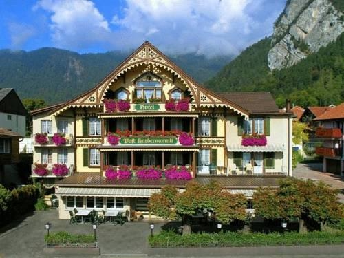 Post Hardermannli Hotel - dream vacation