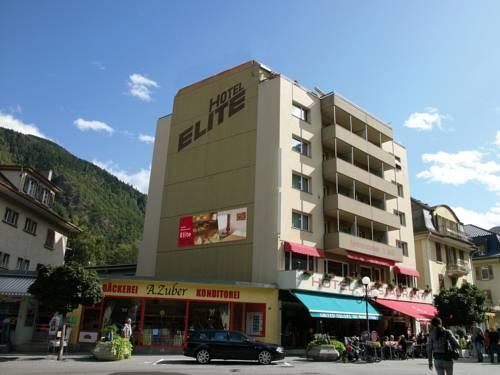 Elite Hotel Visp - dream vacation