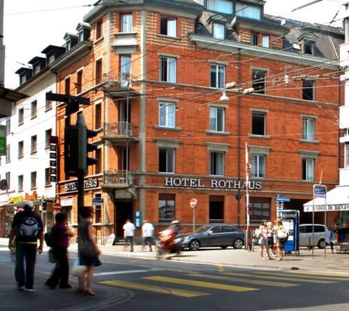 Hotel Rothaus - Zurich -