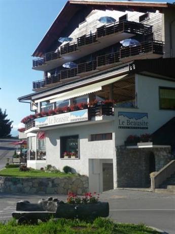 Hotel Le Beausite Saint-Luc - dream vacation