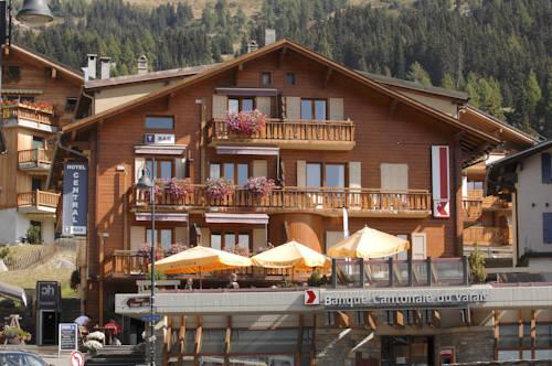Central Hotel Verbier - dream vacation