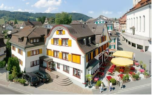Hotel Adler Appenzell - dream vacation