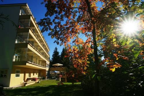 Crans-Montana Youth Hostel - dream vacation