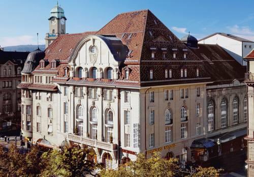 Hotel National Bern - dream vacation