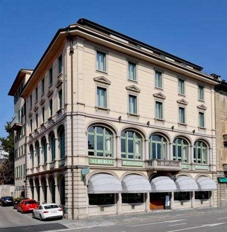 Hotel Pestalozzi Lugano - dream vacation