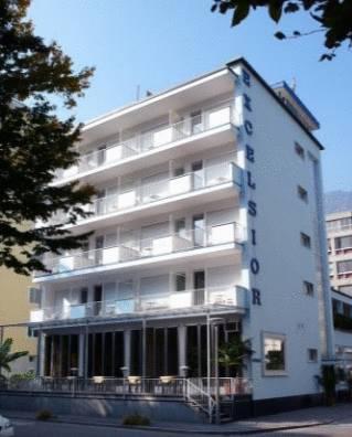 Hotel Excelsior Locarno - dream vacation