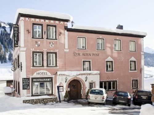 Hotel Alte Post Davos - dream vacation