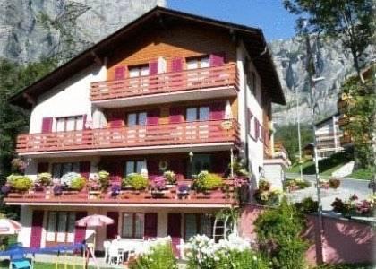 Haus Valesia Hotel Leukerbad - dream vacation